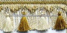 curtain tassel fringe drapery tassel fringe