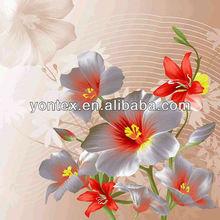 3d flower bedspread