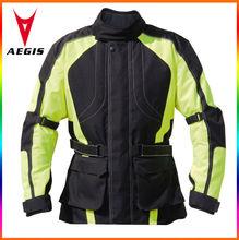 kawasaki motorbike leather jacket YKK zipper motorbike Jacket men Motorbike Leather Jacket