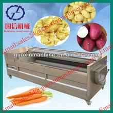 Direct manufacturer GXI machine carrot washing peeling machine