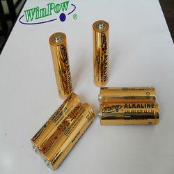 China manufacturer 1.5v lr6 aa alkaline battery