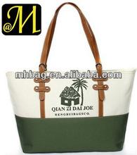 Canvas Beach Bag, Printed Canvas Beach Bag, Canvas Bags Handbags Women