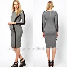 China alibaba online shopping maternity clothing for women grey maternity clothing dropship