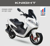 2013 new scooter styles with epa approved for hot sale