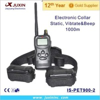 1000M Remote Electric Control Wireless Dog Training Equipment Anti Bark Shock Collar
