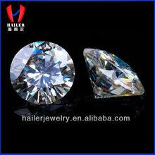 Round Shape White wholesale 1mm cz in Wuzhou