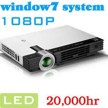 Windows super lumens DLP education projector Handheld Mini HD Projector