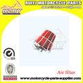 moto peças da motocicleta do filtro de ar