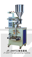 Plastic film pouch packing machine of JT-240T