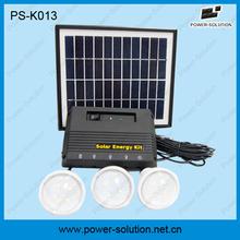 complete mini solar system kit, solar kit system