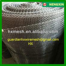 galvanized square wire mesh rolls/stainless steel wire mesh square opening/galvanized square wire netting mesh