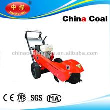 China Coal 15hp stump grinder piledriver gasoline stump grinder