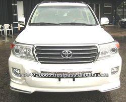 2014 TOYOTA Land Cruiser VXR 4.5L Turbo Diesel Exclusive NEW