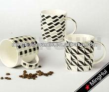Lightweight Ceramic Coffee Mug With Decal