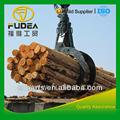 Excavadora hidráulica giratoria grab / hidráulica de los rotadores