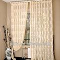 mt 4007 laço do jacquard da cortina tecido cortina da cozinha cortinas de janela cortina
