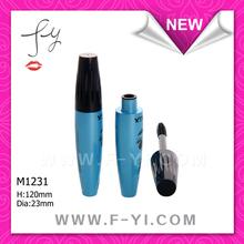 ISBM cosmetic mascara tube