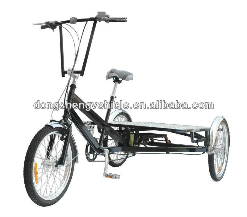 Electric Flatbed Trike (48V)
