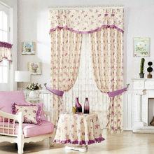 2014 china fashion design hotel blackout curtain,curtain designs curtains india