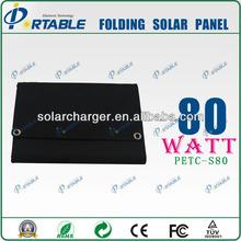 oem waterproof portable solar panel