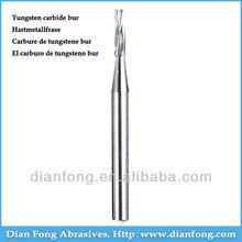57 Flat Fissure FG High Speed Tungsten Carbide Bur Dental Hygiene Requirements