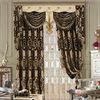 2013 Elegant & royal fancy curtain design luxury curtain