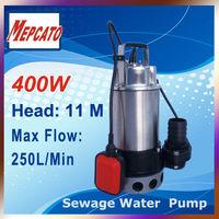 RS-2.4SA Anti-clogging sewage pumps