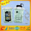 wholesale alibaba custom pvc waterproof bag for iphone 4 earphone