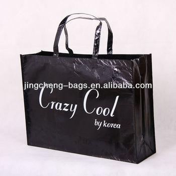 jingcheng plastic shopping bag poly bag biodegradable