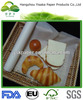 OEM Custom Greaseproof Bleached Baking Parchment Paper