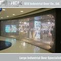 industriale trasparente tapparella