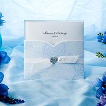 W1114 Wedding Invitation Card