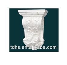Ménsulas de poliuretano/interior ménsulas decorativas