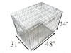 PF-PC16 Metal dog cage