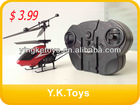 $3.99 rc helicopter with stable flying status