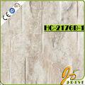 Antiderrapante de vinil pisos de banheiro de pedra padrão hc2176b-1