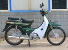 Luojia 90cc 110cc C90 cub Motorcycle for Morocco market