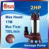 CS-2.150 (2HP) Self-priming Industrial Water Pump