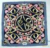 Silk Muslim Hijab Printed Square Women Scarf Supplier