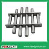 Dia300mm neodymium magnet filter with 12000Gauss