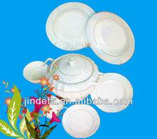 porcelain/ceramic dinnerware set tableware