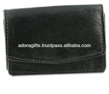 ADALW - 0037 black leather ladies purse/ladies wallet purse/cheap purses for ladies