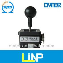 OM201C-M3 2 aixs spring return joystick controller