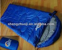 military POLYESTER HOLLOWFIBRE sleeping bag