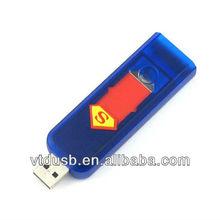 Lighter pen disk USB flash drives Plastic lighter USB stick,Best seller lighter pen disk drive