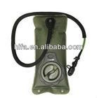 Army Green TPU food grade non-toxic Security environmental water bag Hydration Water Bladder