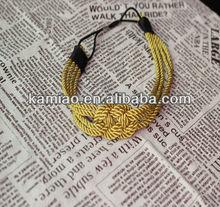 handmade hair accessories braided wide hair bands for women