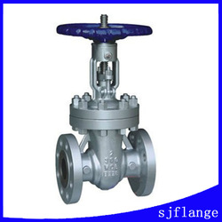 manual stem carbon steel gate valves