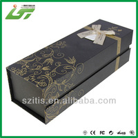 high quality customized wine wooden gift box with competitive price