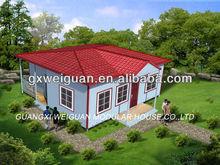 Mordern prefabricated villa